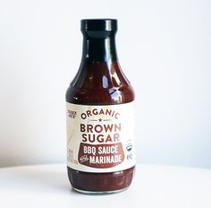 Some of our tasters prefer tangier BBQ sauce, but this Organic Brown Sugar BBQ Sauce and Marinade was overa...