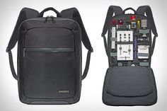 Cocoon Slim Backpack; love the grid-it system