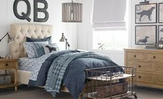 Traditional Boys Bedrooms