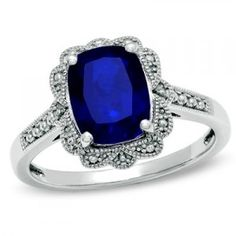 Sapphires are the new diamonds: http://bride-wedding.info/2012/10/sapphires-are-the-new-diamonds/#