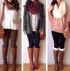 Fall teen fashion