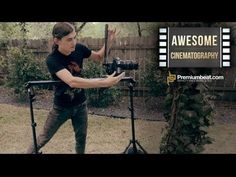 Cinematography Tutorial: Dramatic Camera Slider Moves - YouTube