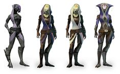 TaliZorah Concepts - Pictures & Characters Art - Mass Effect 2