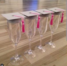 Cute graduation party idea