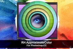 Ad: RH Approximate Color for CC by Rico Holmes on The Color Approximator extension for Adobe Photoshop CC instantly and automatically generates nearby color swatches according to your Photoshop Plugins, Photoshop Effects, Photoshop Actions, Adobe Photoshop, Programming Tools, Color Pick, Make It Work, Color Swatches, Paint Markers