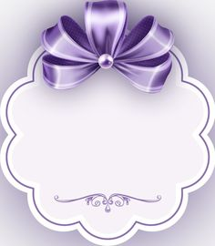 Purple Ribbon frontera, Purple Ribbon, Borde Morado, Wen Half Frame PNG y PSD