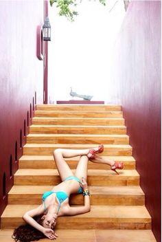 Bow Benjawan Artner Model Thai-German