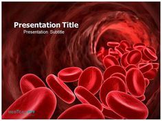 White blood cell ppt template for medical professionals create free medical powerpoint templates google toneelgroepblik Image collections