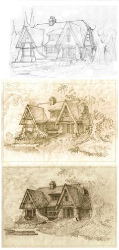 House338 Perspective Tutorial by Built4ever on deviantART