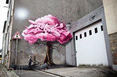 Una ola de creatividad en las calles. (20 fotos). | Quiero más diseño