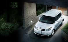 The 2016 Kia Soul EV charge port is the newest way to fuel your Soul with…