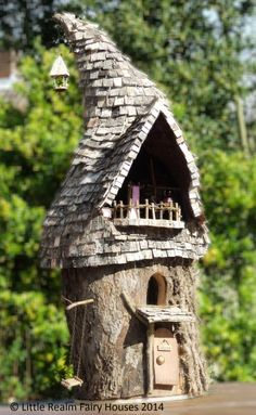 The Trunk House. Available to purchase for £500 from Alboe, 24 High Street, Bagshot, Surrey. www.alboegiftsandcrafts.com or www.facebook.com/fairyhouses