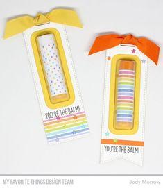 My Favorite Things Die-namics Lip Balm Dies www.papercrafts.ch