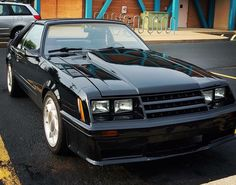 Fox Body Mustang, Mustang Cobra, Mustang Fastback, Ford Mustang Shelby, Ford Parts, Old School Cars, Garage, Amazing Cars, Hot Cars