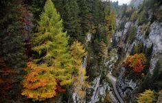Serrai di Sottoguda a Rocca Pietore, Marmolada Malga Ciapela