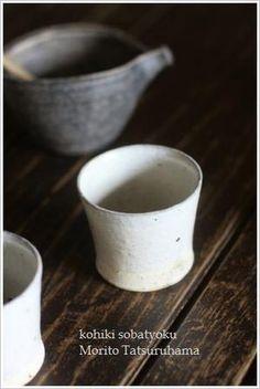 田鶴濱守人さんの蕎麦ちょくカップ