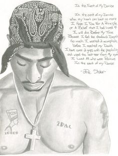 2pac + Poem 2 by youngEY on DeviantArt