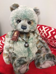 Charlie Bears Alicia  (QVC exclusive)