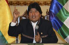 """Morales desea que no haya """"ganadores ni perdedores"""" en la demanda del mar a Chile   Radio Panamericana"""