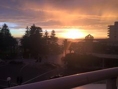 Another beautiful sunrise from Rydges Cronulla. Beautiful Sunrise, Sydney, Celestial, Sunset, Outdoor, Outdoors, Sunsets, Outdoor Games, The Great Outdoors