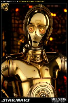 C-3P0 | Figure | Star Wars | Sideshow Collectibles Figures