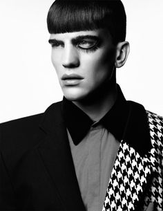 COUTE QUE COUTE: NEW WAVE MEN'S EDITORIAL »MADE MEN« SHOT BY ISA JACOB / STYLED BY MY RINGSTED