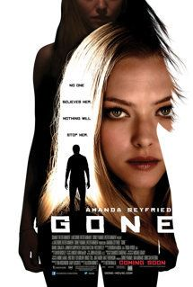 Gone on DVD May 2012 starring Amanda Seyfried, Erin Carufel, Sebastian Stan, Jennifer Carpenter. Jill Parrish (Amanda Seyfried) comes home from a night shift to discover her sister Molly has been abducted. Jill, having escaped from a kid 2012 Movie, See Movie, Movie Tv, Amanda Seyfried, Jennifer Carpenter, Go To Movies, Great Movies, Watch Movies, Drama