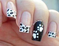 20 Best Puppy Nails Images On Pinterest Fingernail Designs Cute