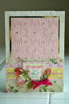 Ana Griffin cards by Aly Dosdall: it happened like this. Anna Griffin Inc, Anna Griffin Cards, Hand Made Greeting Cards, Greeting Cards Handmade, Scrapbook Cards, Scrapbooking, Embossed Cards, Get Well Cards, Winter Cards