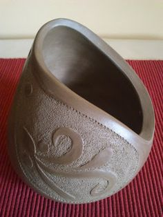 Katarina Bobic's Coiled Pottery