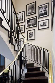 Galerie Françoise Durst / Ensemble de photos / Hôtel Prince de Galles / Appartement Parisien / www.francoisedurst.fr