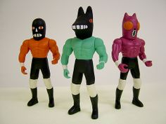Wrestling Action Figures Jack Teagle