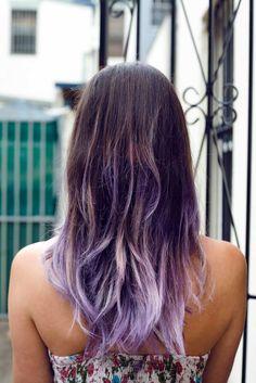 Pics For > Lilac Hair Dye Manic Panic
