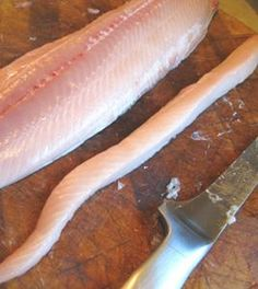 How to Bone a Shad: An Easy Way to Get a Boneless Fillet