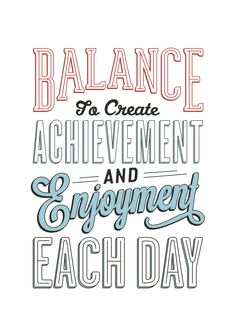 Living Room Realty's Core Values - Balance
