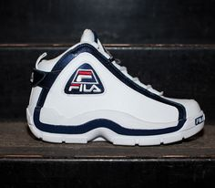 FILA-Grant Hill II Retro (Spring 2013) #sneakers #kicks
