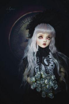 saskha | puppet:    SOOLEE MIU by Miseryking     Via...