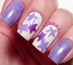 #starsnails make me swoon <3