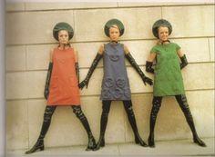 Pierre Cardin 60's Fashion