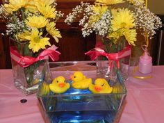 """Photo 2 of 12: Rubber Ducky / Baby Shower/Sip & See """"Amanda's Rubber Ducky Baby Shower"""" 