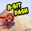 Dash 8-bit - http://www.jogarjogosonlinegratis.com.br/jogos-de-acao/dash-8-bit/
