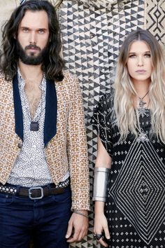 Cool combination...Wild Belle - Couples Music Bands