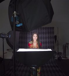 How to Use Clamshell Lighting for Portrait Photography