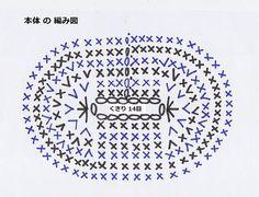 かぎ針編みで ☆ まるっこいリボンの作り方 手順 1 編み物 編み物・手芸・ソーイング 作品カテゴリ ハンドメイド、手作り作品の作り方ならアトリエ