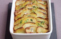 Βοδινό με στρώση από πατάτες