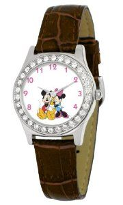 Mickey mouse watch. Available at Wristwatch.com