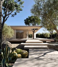 Minimal Architecture, Residential Architecture, Architecture Design, Minimal House Design, Minimal Home, Future House, Architect Magazine, Archi Design, Natural Homes