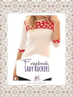 "Freebook ""Lady Rockers"" Damenoberteil"