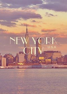 NYC- get to check this one off the list in June!!! :)
