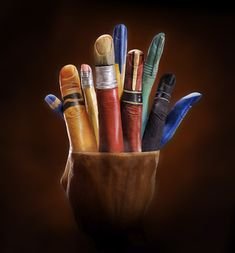 hand painting art - Google Search
